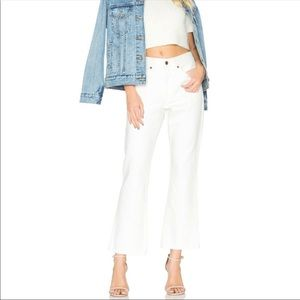 Levi's 517 Cropped Bootcut Jeans